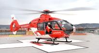 UWC Helicopter