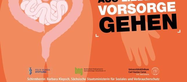 Sächsische Ärzte sorgen für ExtraDosis Darmkrebsvorsorge