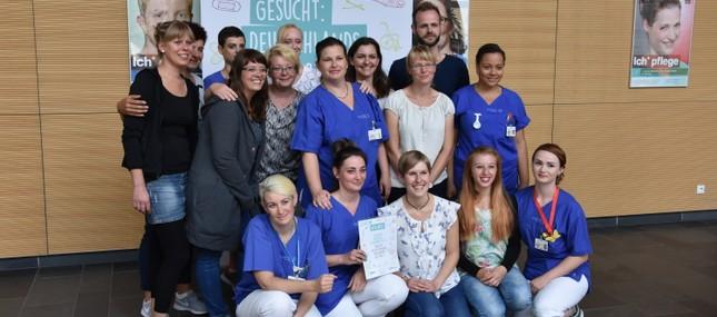 """Beliebteste Pflegeprofis Deutschlands"""": Uniklinikum ist sächsischer Landessieger"""