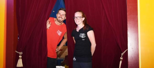 Circus Zapp Zarap sorgt für berührende Momente im Klinikum