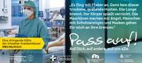Corona bringt Dresdner Kliniken ans Limit