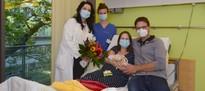 Der kleine Anton ist das 2.000. Klinikums-Baby des Jahres