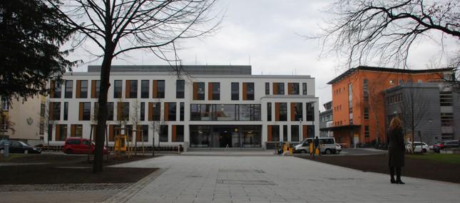 Dresdens Top-Krebsmedizin erhält ebenbürtiges Domizil