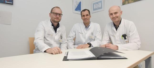 Dresdner Uniklinikum bündelt altersmedizinische Expertise in interdisziplinärer Ambulanz