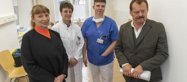 Dresdner Uniklinikum richtet Infektions-Fachambulanz ein