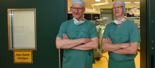 Gefäß- und Herzchirurgen gründen Universitäts AortenCentrum Dresden