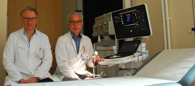 Gefäßambulanz sichert nahtlosen Übergang zwischen Internisten und Chirurgen