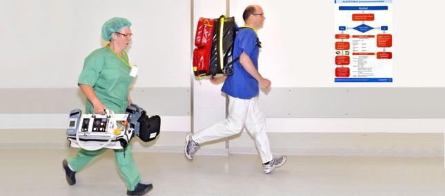 Innerklinische Notfallteams müssen früher intervenieren