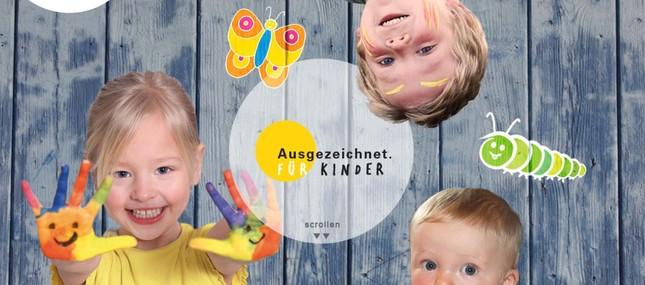 Kinderklinik und Kinderchirurgie erhalten Siegel für qualitativ hochwertige sowie altersgerechte Versorgung