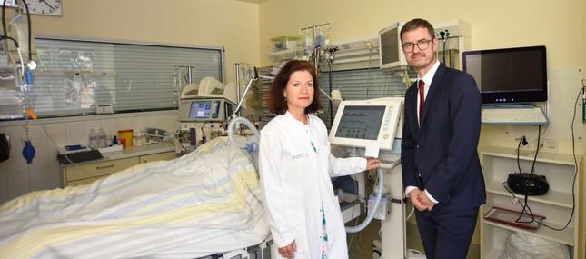 Klinikübergreifendes Zentrum sorgt für kürzere und effizientere Therapie von Sepsis-Patienten