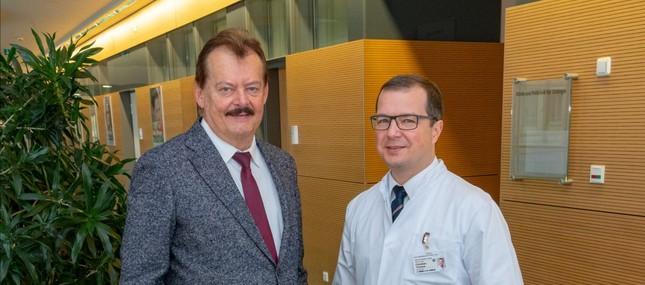Mit Prof. Christian Thomas leitet ein ausgewiesener Operateur, Forscher und Manager die Klinik für Urologie