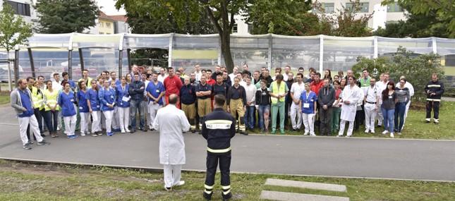 Notfallversorgung auf dem Prüfstand: Dresden übt erfolgreich den Ernstfall