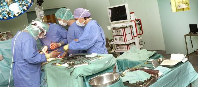Organspenden niedrig wie nie – Uniklinikum wirbt für  Transplantationszentrum