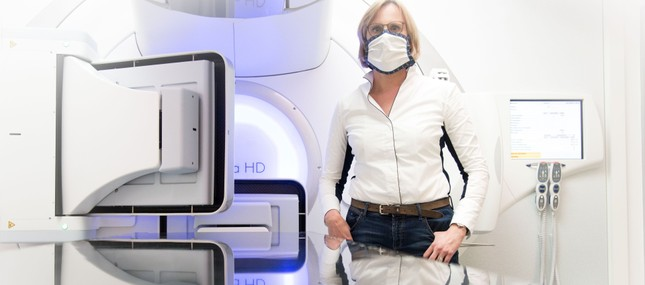 Photonen im Magnetfeld ermöglichen Strahlentherapie bei gleichzeitigem Blick ins Körperinnere des Menschen
