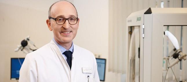 Pneumologie-Professor verzahnt Kliniken und Fachgebiete