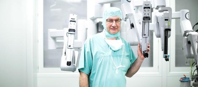 Professor Manfred Wirth zum Ehrenmitglied der der American Urological Association ernannt