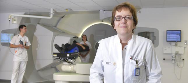 Protonentherapie: erste Patienten im Bestrahlungszyklus
