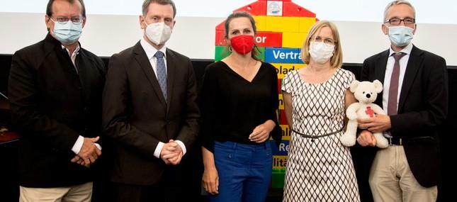 """Sächsisches Kinderpalliativzentrum: """"Jedes Leben ist unterschiedlich. – Jedes Leben ist lebenswert."""""""