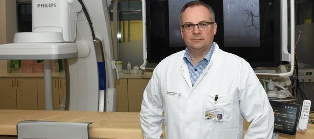 """""""Schnittstelle der klinischen Fächer"""": Führungswechsel in der Radiologie des Uniklinikums"""