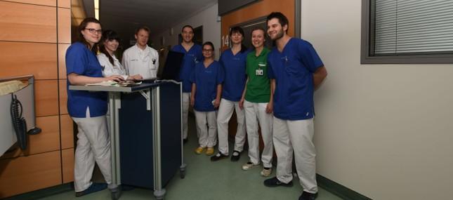 Stroke Unit des Uniklinikums als überregionale Einrichtung zertifiziert