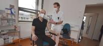 Uniklinikum Dresden impft erste Patienten