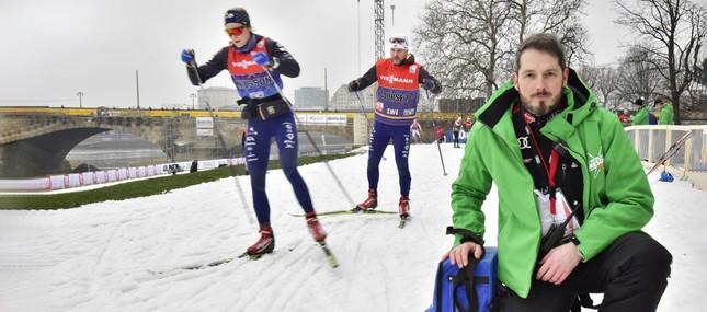 Uniklinikum sichert auch diesjährigen Ski-Weltcup am Dresdner Elbufer medizinisch ab