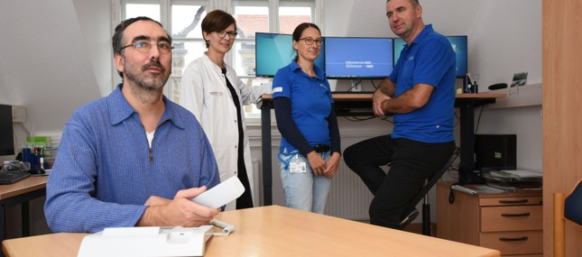 Uniklinikum startet neues Beratungsangebot für Schlaganfallpatienten