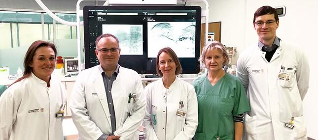 Weltpremiere in der Krebstherapie: Klinikum nutzt innovatives Verfahren