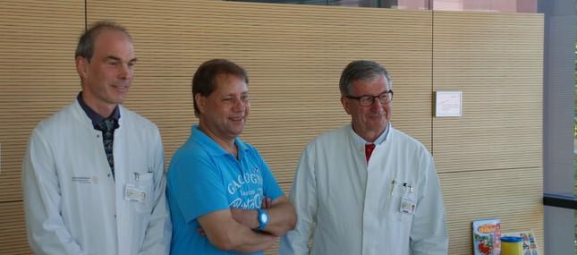 Zwanzig Jahre Nierentransplantation in Dresden: Ein wichtiges Jubiläum für Ärzte und Patienten