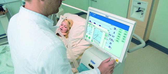 International führendes Medizintechnik-Unternehmen übernimmt revolutionären Beatmungsmodus aus Dresden