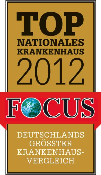 25. Mai 2012: Universitätsklinikum erobert Spitzenplatz in deutschem Krankenhaus-Ranking