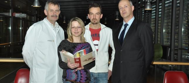 29. November 2012: Tagebuch hilft Frühchen-Eltern, schöne aber auch schwierige Momente zu verarbeiten