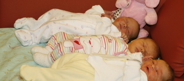 2. Januar 2013: Neugeborenen-Zahl 2012 - Dresdner Uniklinikum ist Nr. 1 in Sachsen