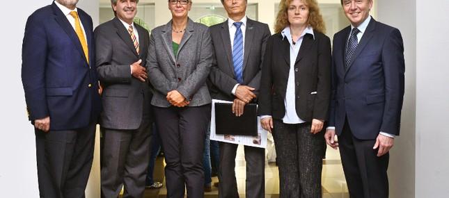 22. September 2013: Neues Zentrum vereint Expertise von Orthopäden und Unfallchirurgen