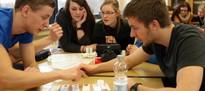 4. Februar 2013: Nichtraucher bleiben oder werden – Präventionsexperten motivieren junge Erwachsene