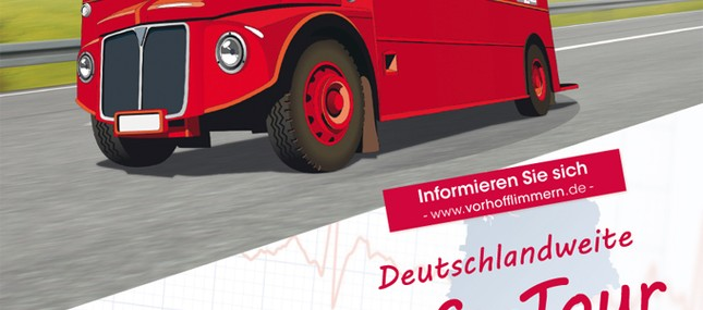 8. Juli 2013: Schlaganfallspezialisten des Uniklinikums informieren am 11. Juli auf dem Dresdner Altmarkt