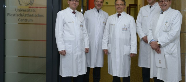 9. Januar 2014: Klinikum eröffnet Centrum für plastisch-ästhetische Medizin
