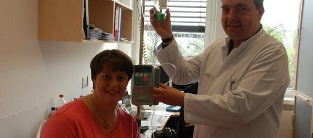 10. April 2014: Dresdner Spitzenmedizin  betreut Patienten aus Übersee