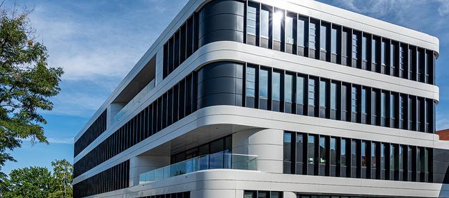 NCT/UCC Dresden: Neubau für innovative Krebsforschung eröffnet