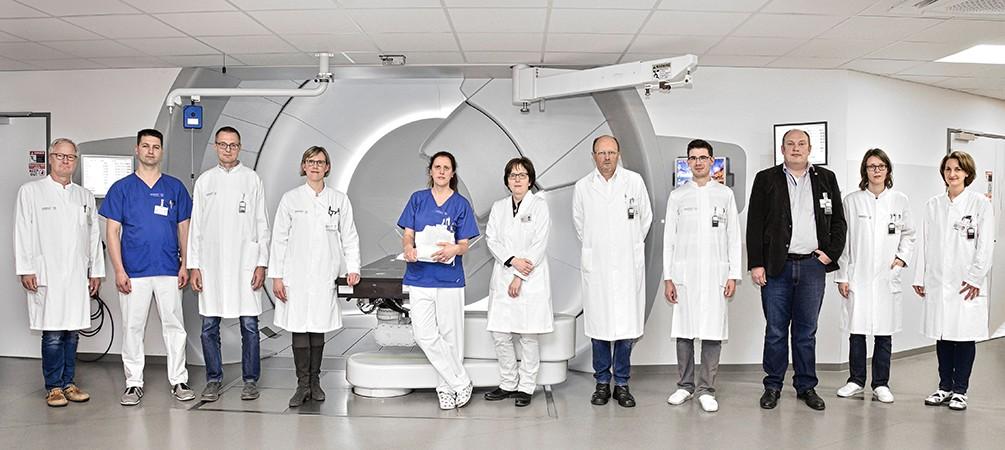 Gruppenbild UKD oncoRay